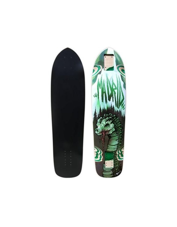 "Longboard Madrid Nessie legend 35,75"" (Solo Tabla)"
