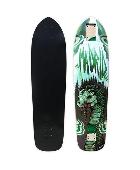 "Longboard Madrid Nessie legend 38,25"" (Solo Tabla)"