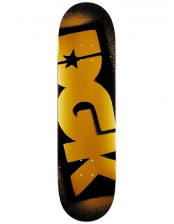 """Skateboard DGK Og Logo Black/Gold 8,38"""" (Solo tabla)"""