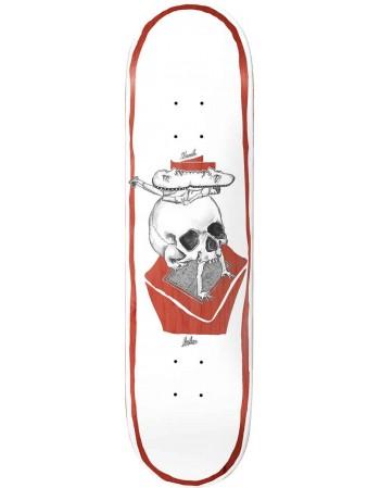 """Skateboard Baker Brand Logo Black White 8,1"""""""