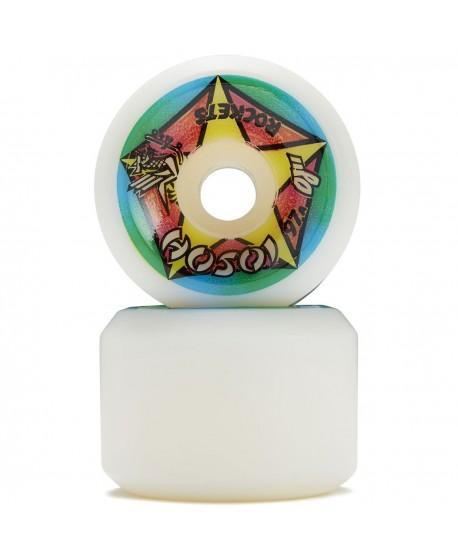 Ruedas Skateboard Hosoi Rocket Re-Issue 97a (Set 4)