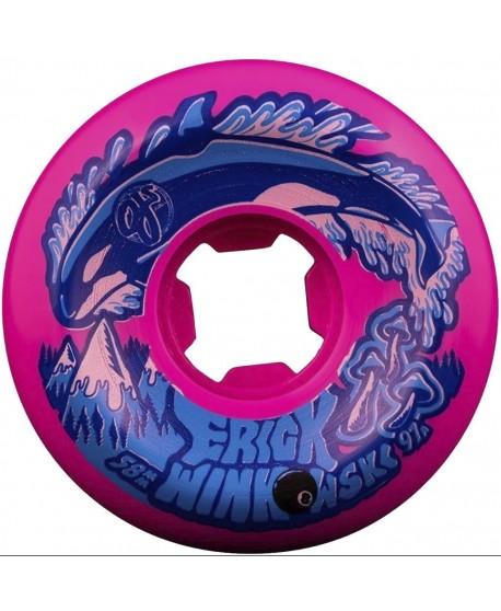 Ruedas Skateboard Winkowski Killer Whale Elite Hardline 58mm 97a (Set 4) (Set 4)