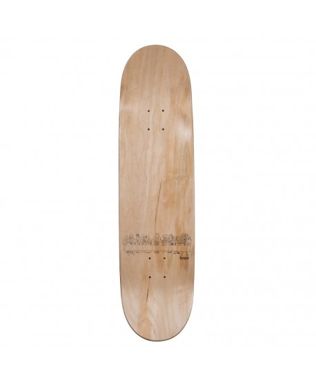Skateboard Rip N Dip Last Meal 8.0 (solo tabla)