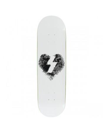"Skateboard Mystery Finger Print 8"" (solo tabla)"