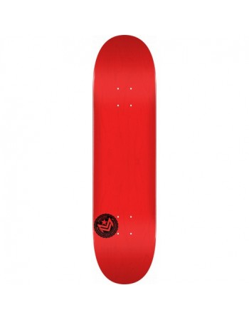 "Skateboard MiniLogo Chevron Stamp 2 ""13"" Roja  (solo tabla)"