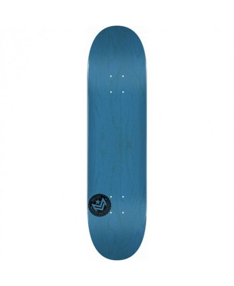 "Skateboard MiniLogo Chevron Stamp 2 ""13"" Azul 8"" (solo tabla)"