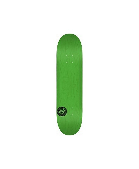 "Skateboard MiniLogo Chevron Stamp 2 ""13"" Verde 8"" (solo tabla)"