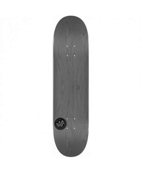 "Skateboard MiniLogo Chevron Stamp 2 ""13"" Gris 8"" (solo tabla)"