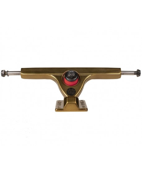 Eje Longboard Caliber 2 Fifty 10'' Ganster Gold (Unidad)