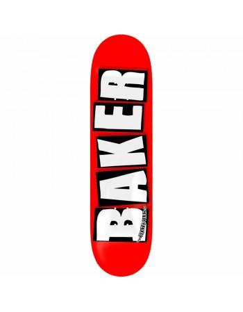 """Skateboard Baker O.G Red 8,25"""""""