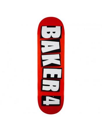 Baker 4 White 8.125 *Random Veneer*