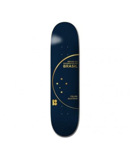Skateboard Plan B Felipe Passport 8.0 (solo tabla)