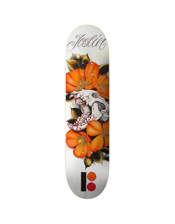 Skateboard Plan B Joslin Cranial 8.125 (solo tabla)