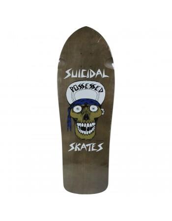 """Suicidal Skates Punk Skull Reissue 10"""""""