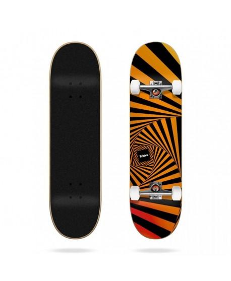 """Skateboard Tricks Psycodellic 8"""" (Completo)"""