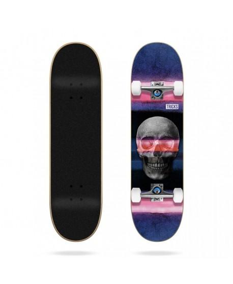 """Skateboard Tricks Skull 7,75"""" (Completo)"""