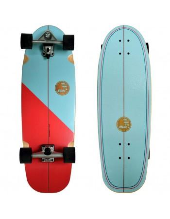 "Surfskate Slide Gussie Amuitz 31"" (Completo)"