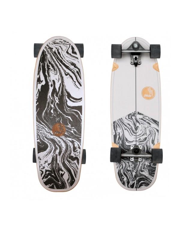 """Surfskate Slide Gussie Stingray 31"""" (Completo)"""