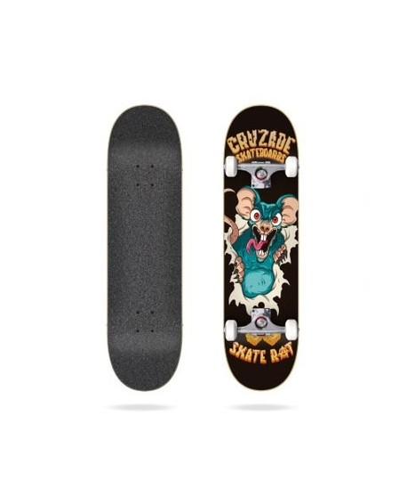 """Skateboard Cruzade Rat 8.25"""" (Completo)"""