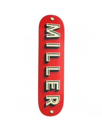 "Skateboard Miller Corporate 8,5"" (Solo tabla)"