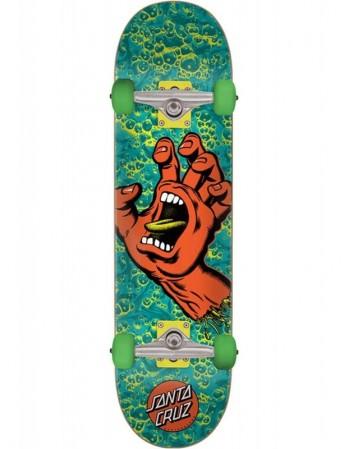 "Skateboard Santa Cruz Screaming Hand Foam 8"" (Completo)"