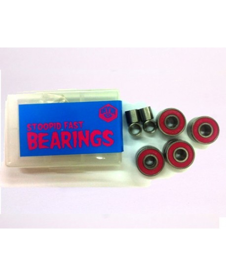 Rayne Stoopid Fast Bearings (set de 8)