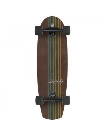 "Surfskate Landyachtz Butter Walnut Lines 31"" (Completo)"