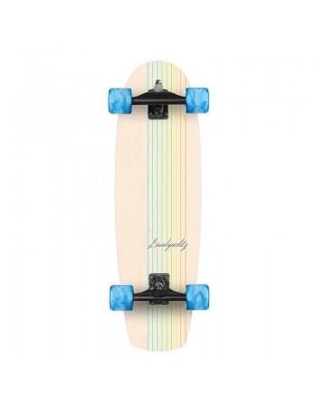 """Surfskate Landyachtz Butter White Oak Lines 31"""" (Completo)"""