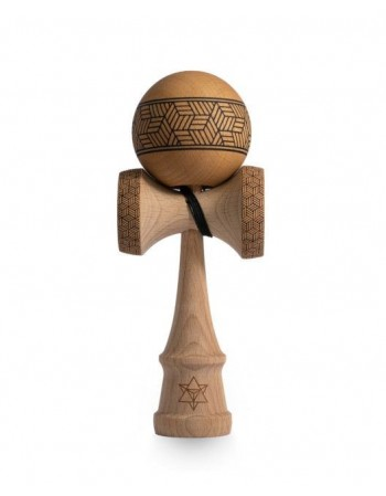 Kendama Israel Beech The Cube
