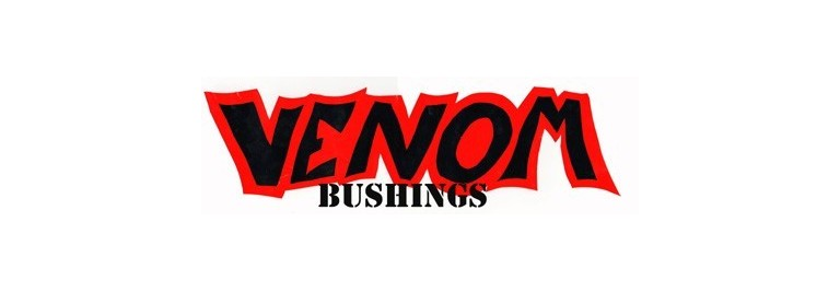 VENOM BUSHINGS