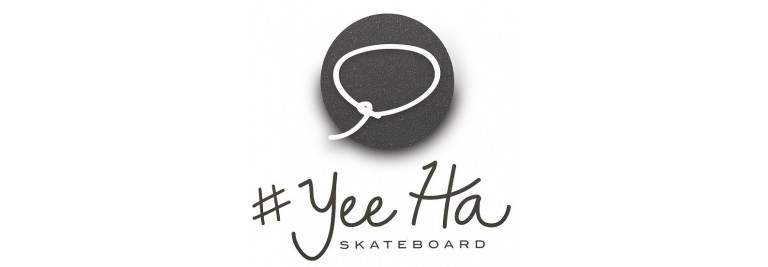 YEE HA SKATEBOARD