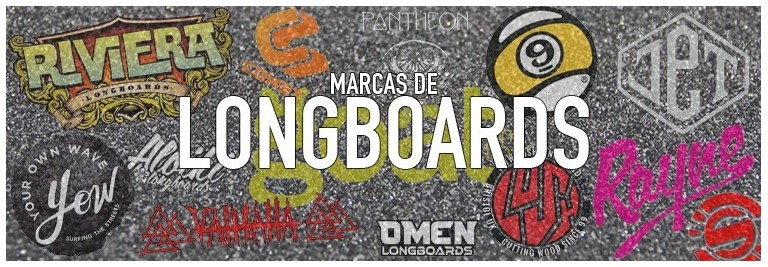 Marcas de longboard tablas