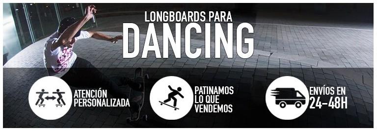Tablas de longboard para dancing