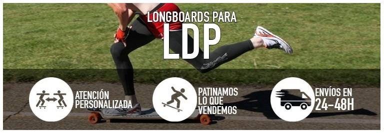 Tablas de longboard LDP
