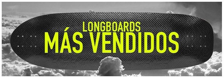 Longboards más vendidos