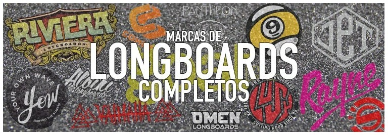 LONGBOARDS COMPLETOS