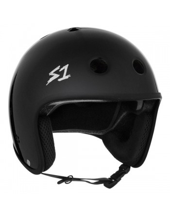 Casco S1 Retro Lifer Black Gloss