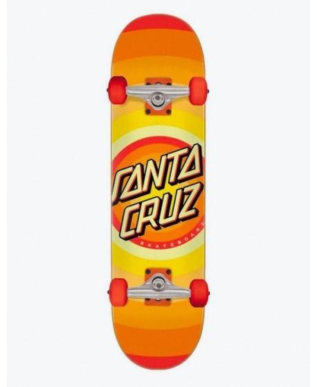 "Skateboard Santa Gleam Dot Full 8"" (Completo)"