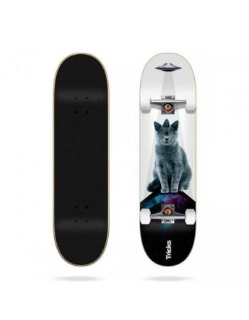 """Skateboard Tricks Ufo 8"""" (Completo)"""