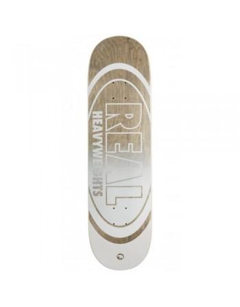 "Skateboard Real Heavyweightsn 8,5"" Grey (Solo tabla)"