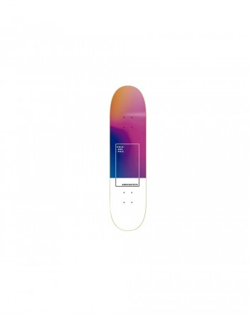 """Skate BDskateCO Holografic Pink 8"""" (Tabla sola)"""