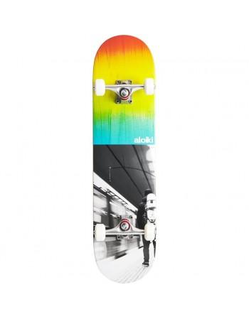 """Skateboard Aloiki Metro7.87"""" (Completo)"""