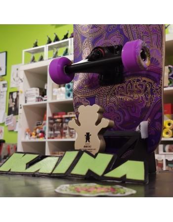 "Skateboard Evisen Paisley Purple 8,86"" (Completo)"