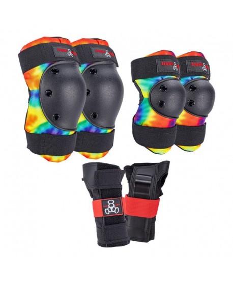 Triple 8 Saver Series Protective Pack Tye Die