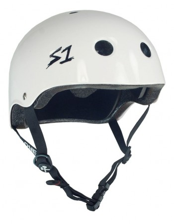 Casco S One LIFER White Gloss