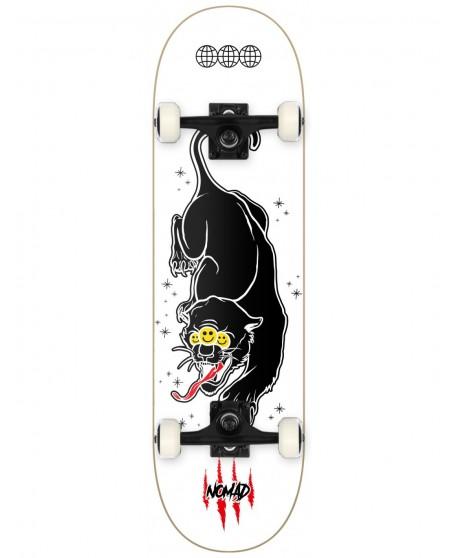"Skateboard Nomad Life Balance Panther 8"" (Completo)"