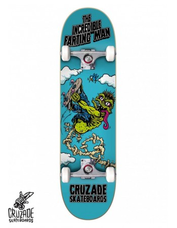 Skateboard Cruzade The...
