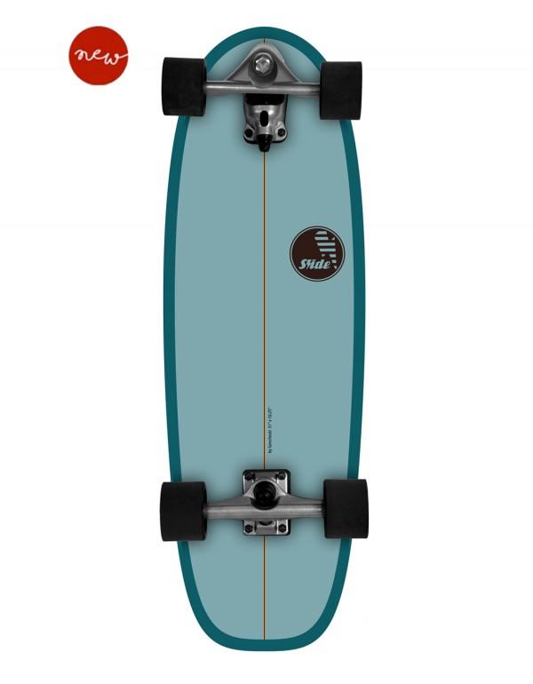 """Surfskate Slide Gussie Spot X 31"""" (Completo)"""