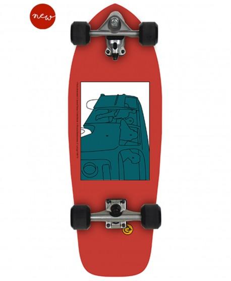 "Surfskate Slide Joyful Sk Heritatge 30"" (Completo)"