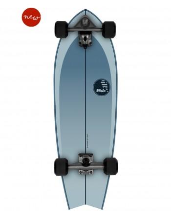 """Surfskate Slide Fish Drifter 32"""" (Completo)"""